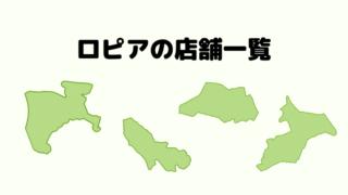鴻巣 ロピア